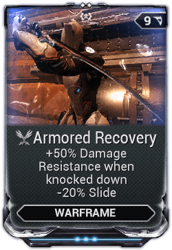 Armored Recovery Warframe Wiki Fandom Powered By Wikia