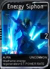 Energy Siphon Aura