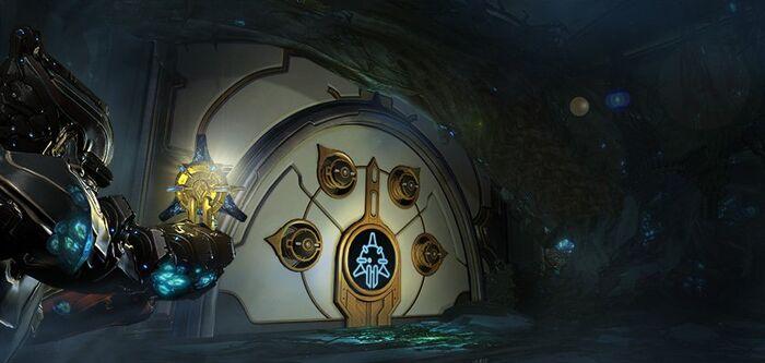 Orokin Vaults 1