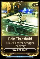 Pain Threshold