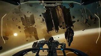 Warframe Codename Railjack - 11-Minute First Look