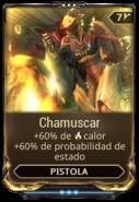 Chamuscar