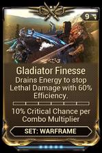 Gladiator Finesse