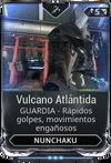 Vulcano Atlántida
