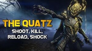 Warframe QUATZ THE FOUR-BARREL TRICK GUN