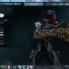 Colores originales de la Boltor Prime