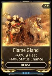 FlameGlandMod