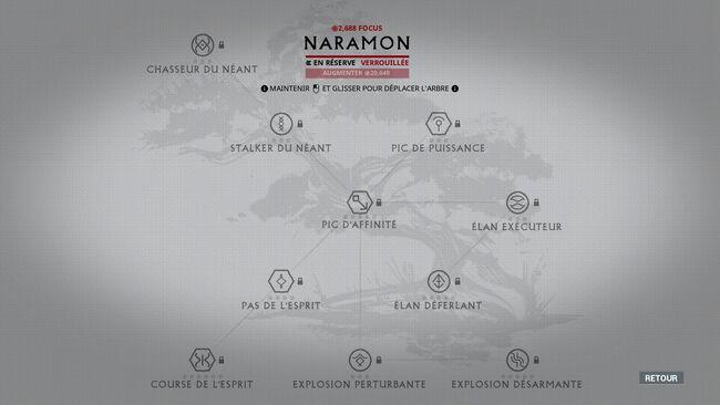 Focus arbreNaramon