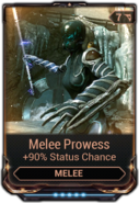 Melee Prowess