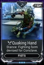 QuakingHandMod