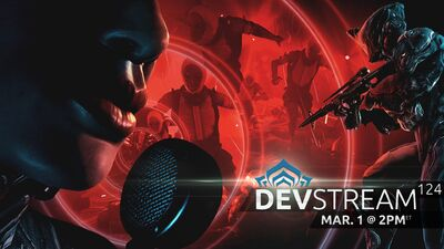 Devstream 124 banner