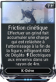 Friction Cinétique