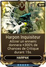 Harpon Inquisiteur