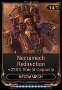 Necramech Redirection