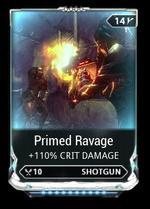 PrimedRavage