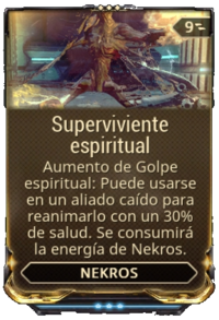 Superviviente espiritual