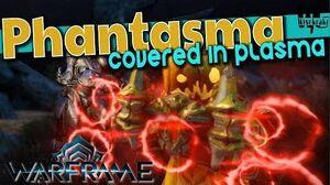 PHANTASMA build - Spooky Shotgun? 2 forma - Warframe