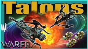 TALONS BUILD - Explosivo Fun 3 Forma - Update 18 Warframe