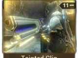 Tainted Clip