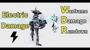 WDR 5 Electricity Damage (Warframe)