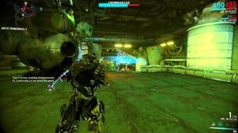 Warframe - Sedna - Tikoloshe - Spy -PS4 Gameplay HD-