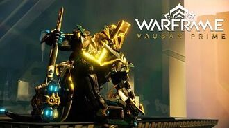 Warframe - Vauban Prime Trailer