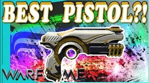 LEX PRIME - A MUST HAVE PISTOLA 4 forma - Warframe