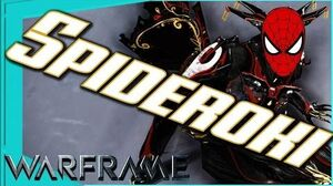 SPIDEROKI - Wall latch supreme tactics Warframe