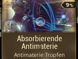 Absorbierende Antimaterie