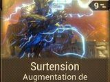 Surtension