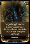 Beguiling Lantern