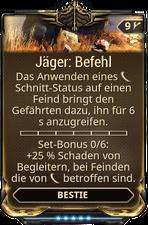 Jäger: Befehl