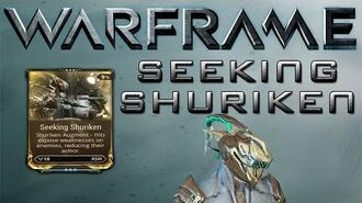 Warframe Seeking Shuriken Update 15.6