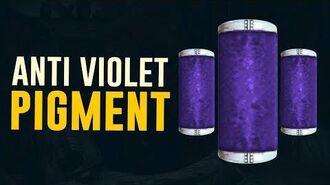 Anti Violet Pigment Farm Dojo Colors (Warframe)