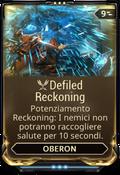 DefiledReckoning