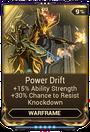 PowerDriftMod