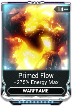 Primed Flow | WARFRAME Wiki | FANDOM powered by Wikia