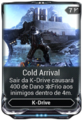 ColdArrivalMod