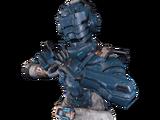 Paquete de armadura de fundidor