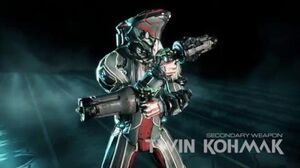 Tenno Reinforcements Twin Kohmak