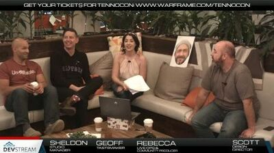 Warframe Devstream 91