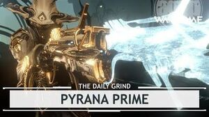 Warframe Pyrana Prime & the MOST Unique Passive So Far? thesnapshot