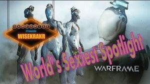 GamesWise Warframe World's Sexiest Spotlight - Nova