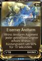 Mod Augment EisernerAnsturm