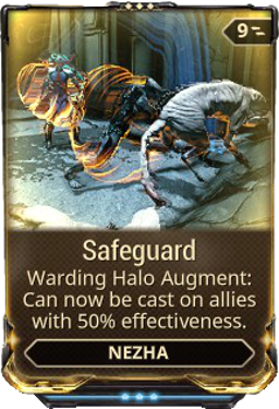 Safeguard Warframe Wiki Fandom Powered By Wikia