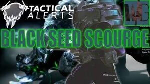 Warframe Operations - BLACK SEED SCOURGE Tactical Alert - Update 16