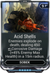 AcidShellsMod