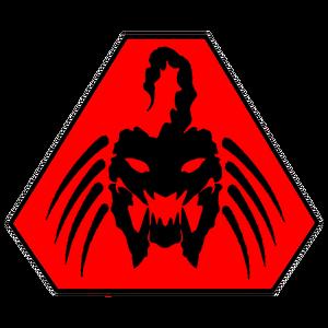 Tarei'hsan (scorpion) clan emblem