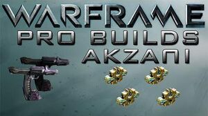 Warframe AkZani Pro Builds 4 Forma Update 14