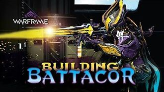 Warframe Battacor - 4 Forma Build